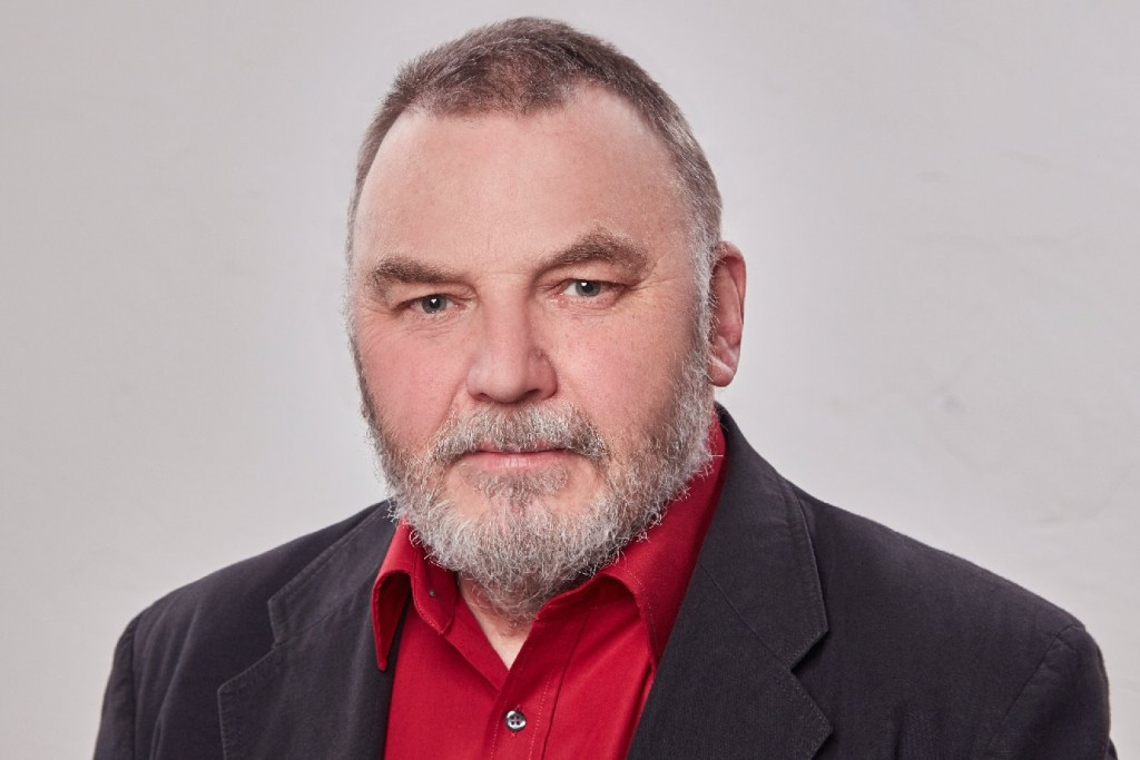 Anton Spitz, B'90/Die Grünen aus Bernburg