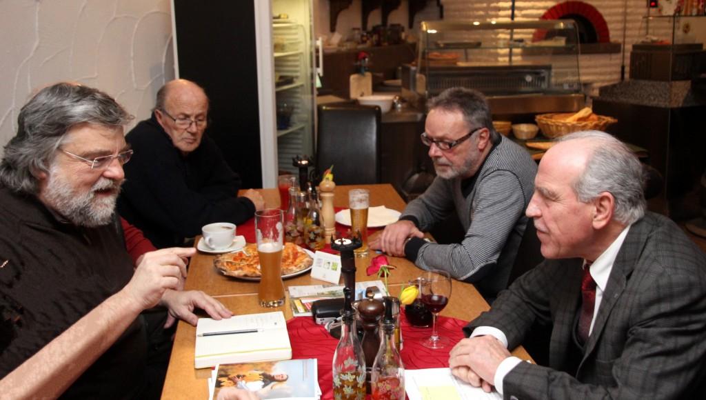 Dialog der Bernburger Parteien....